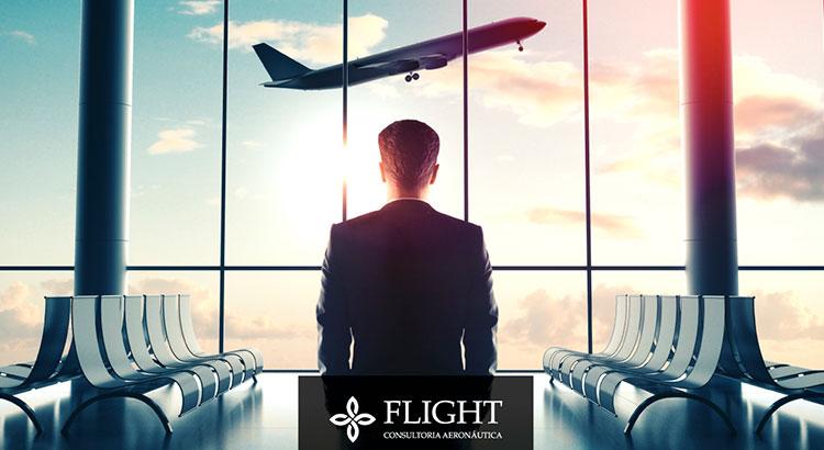 O mercado da aviação tem crescido graças a novas tecnologias relacionadas à inovação e ao meio ambiente.