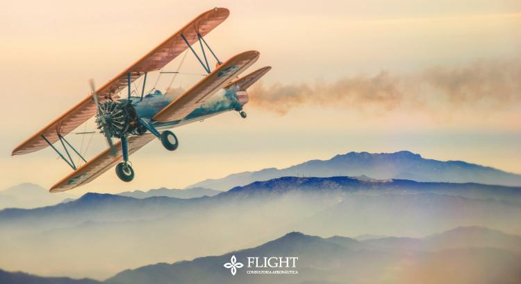 Os aviões inventados por Dumont deram origem a modelos muito utilizados até hoje, principalmente na indústria agrícola.