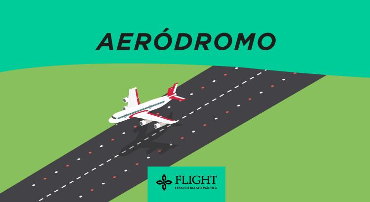 Representação Visual de um Aeródromo