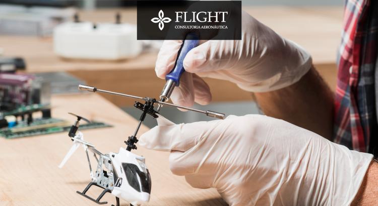 A manutenção do seu helicóptero está em dia? Veja alguns cuidados abaixo para garantir a segurança da sua aeronave.