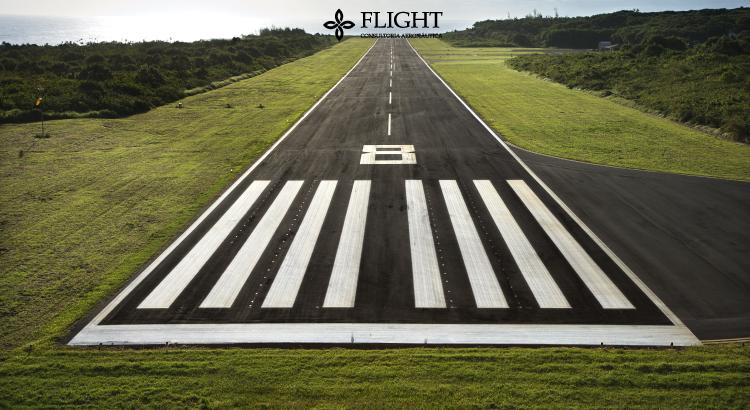 Pista de Pouso Pavimentada em Área Rural - Mais segurança, flexibilidade e autonomia para operadores de voo e passageiros ligados ao Agronegócio.