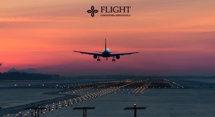 Amarelo, Vermelho, mbar, Verde e Azul: cada cor tem um significado diferente quando utilizada na iluminação dos aeródromos.