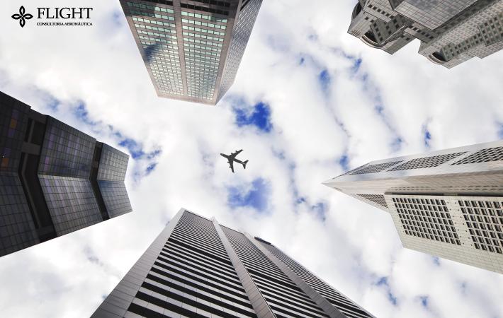 Os órgãos reguladores garantem que sua construção não terá interferência no correto funcionamento do espaço aéreo brasileiro.