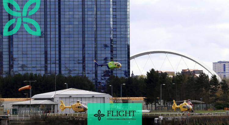 Todo heliponto devem possuir um PBZPH.